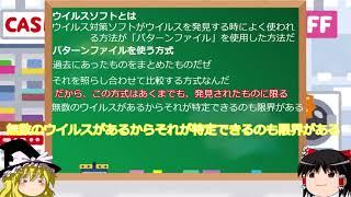 【ゆっくり解説】コンピューターウイルス種類など【2/2】