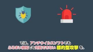 動画でわかる!標的型攻撃対策_株式会社プロット