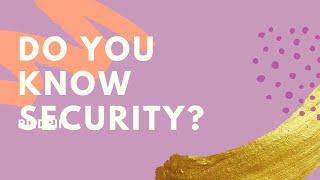 【ずっばり情報セキュリティ】LEVEL?:マークは、汎用的なセキュリティモデルを参照したい。Bibaモデルは何性を着目したセキュリティモデルでしょうか。